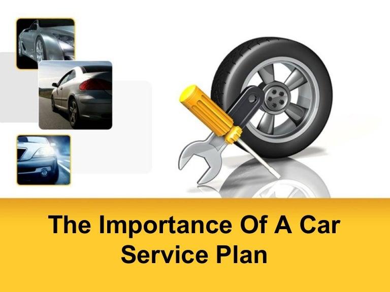 Importance of car service plan toneelgroepblik Images