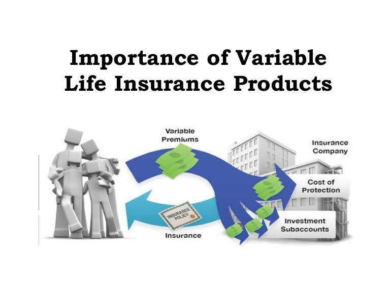 Randy Becker Bellevue - Importance of Variable Life Insurance Products