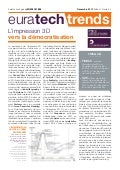 EuraTech Trends : Impression 3D