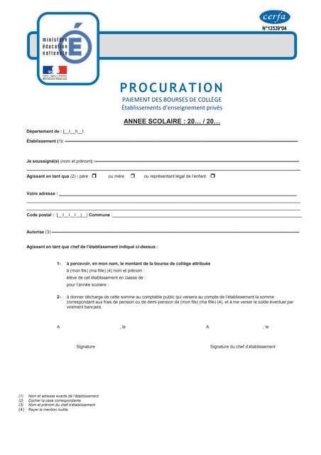 PROCURATION SAAQ TÉLÉCHARGER