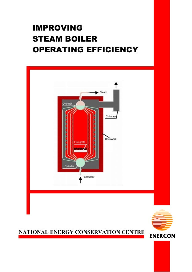 Improving steam boiler operating efficiency pooptronica
