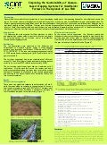 Poster29: Improving the sustainability of cassava-based cropping systems for smallholders farmers in the uplands of Lao PDR