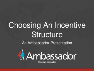 Optimizing Your Referral Program Incentive Structure