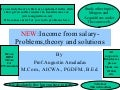Income From Salary Problems,Theory And Solutions New 2008 09 Assessment Year