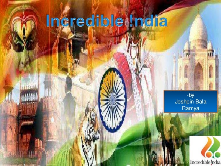 incredible india campaign