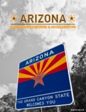 Incubator/Accelerator Resource Guide Arizona