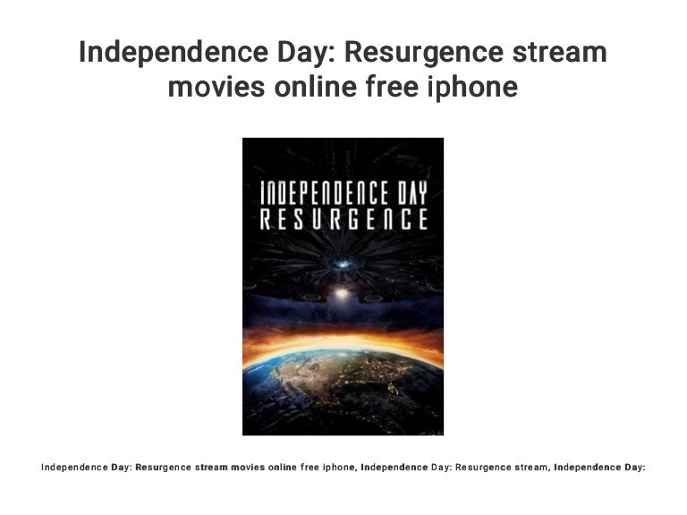 Independence Day Stream English