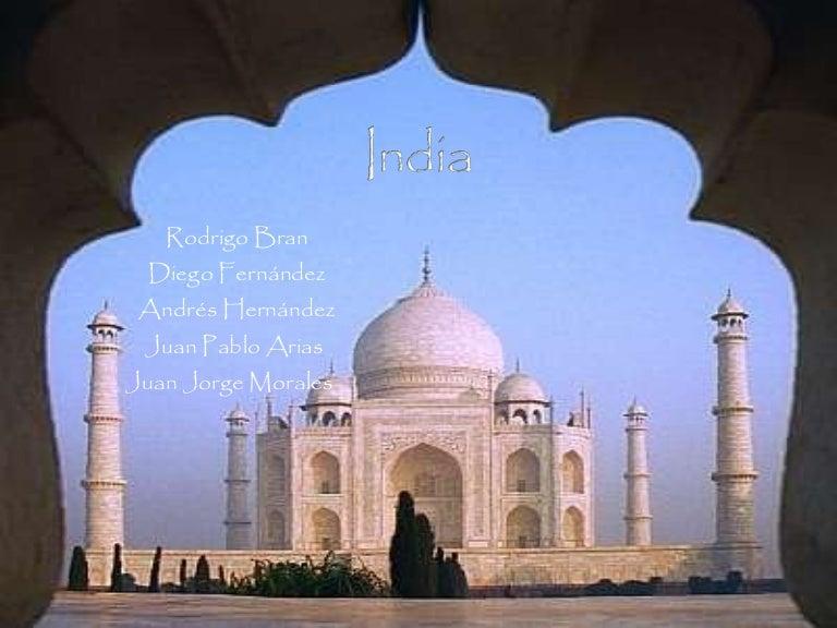 Investigación Sobre India