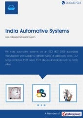 Wire Harness Assembly by India automotive-systems