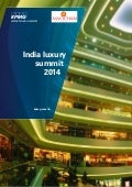 India Luxury Summit 2014