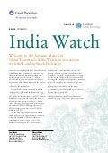 India Watch - October 2012 - Indian companies listed on the London Markets