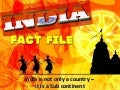 INDIA FACTFILE