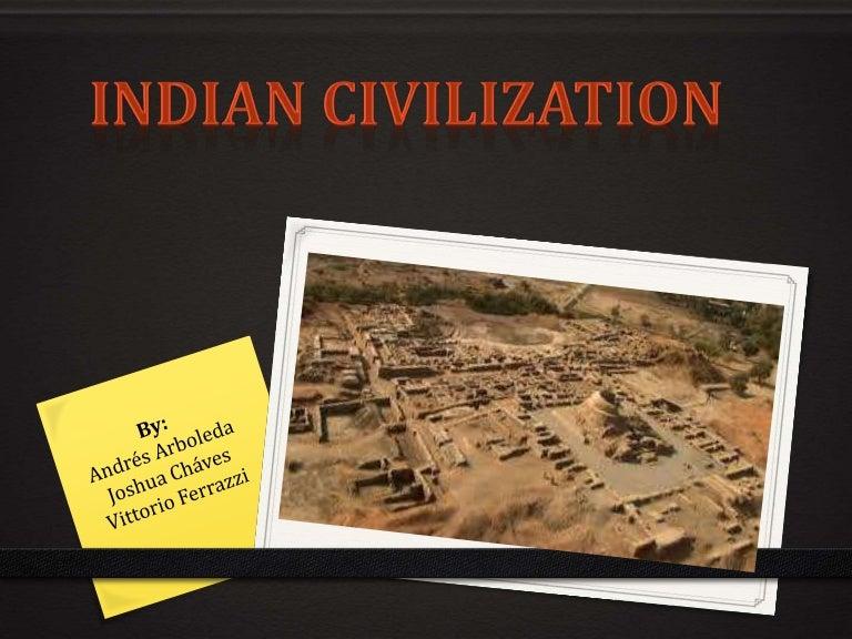 Indian civilization presentation