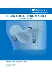 Market Growth And Outlook India Led Lighting Sector 2019