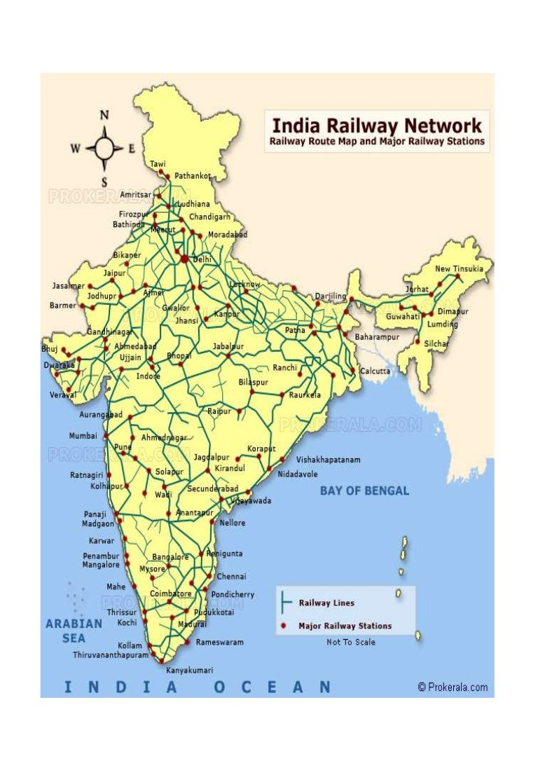 railways overview