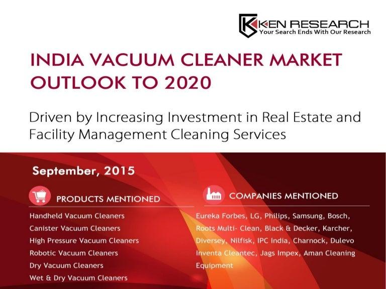 India vacuum cleaner market supply chain analysis |Robotic