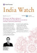 GT - India watch issue 15 - Indian companies listed on the London Markets