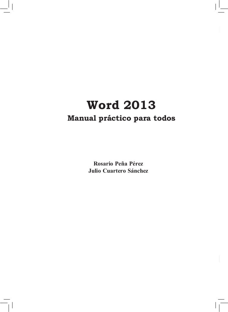 Indice word2013