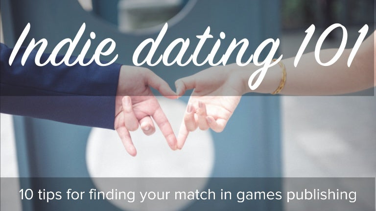 Indie dating