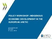 Indigenous economic development in the European arctic