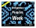 Indigenous Peoples Week #ipw7