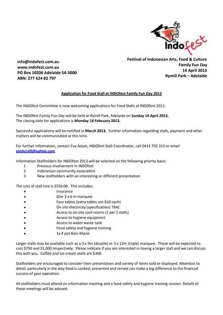 Ind ofest 2013-food-stall-holder-application