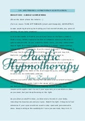 Hypnotherapy Induction   - Candle Breathing