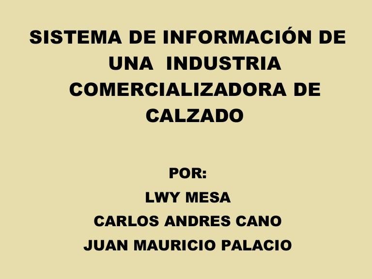 89a16381 Industria De Calzado