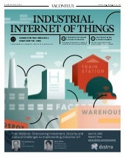 Industrial internet of things (IIOT) - special report-2017