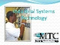 Industrial systems technology power point