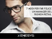 Offering - 7 modi per far felice un manager del fashion retail