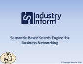 IndustryInform Demo March 2016