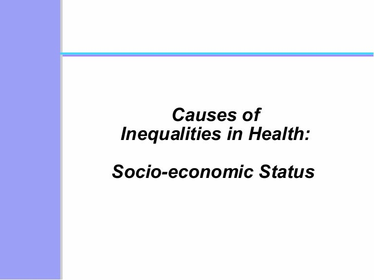 how socioeconomic status impacts on health Impacts of adolescent and young adult civic engagement on health and socioeconomic status in adulthood impacts of adolescent and young adult civic engagement on health and socioeconomic status in adulthood.