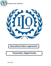 Inernational labour organization by Maged Elsakka