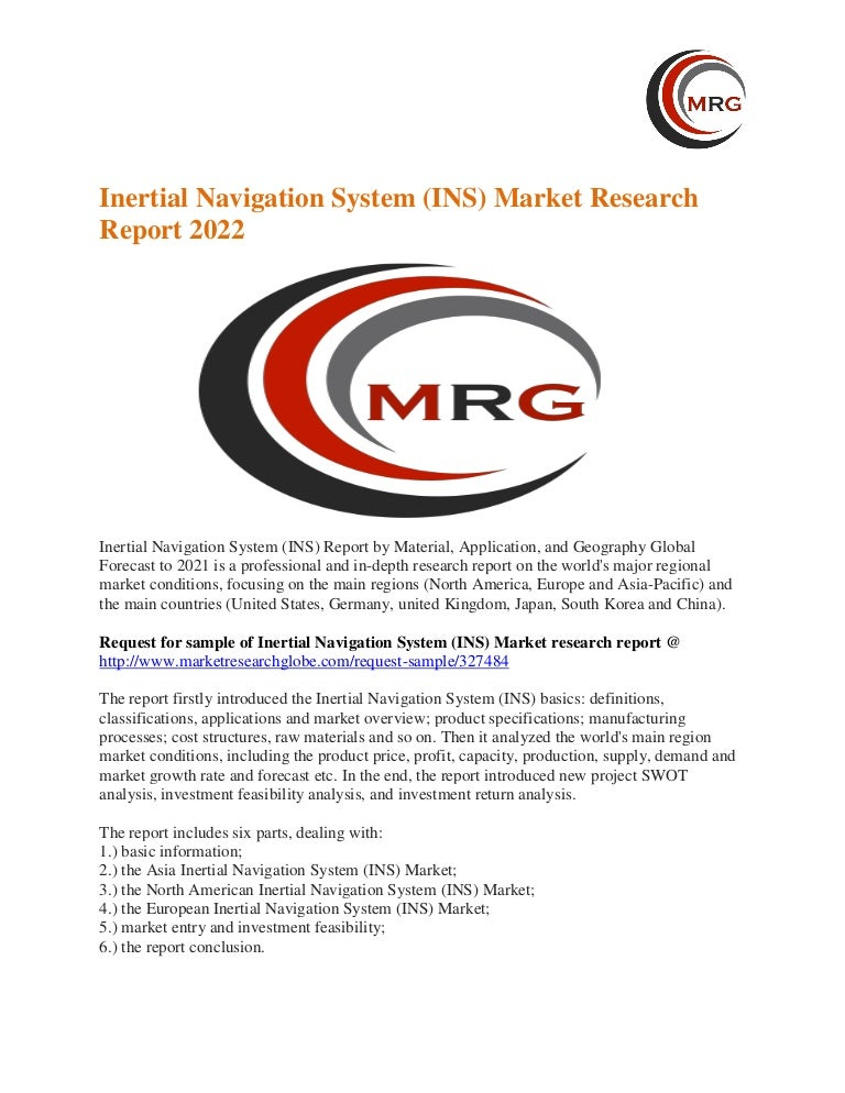 Inertial Navigation System Ins Market Size Analysis