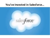 Salesforce.com Multi-Org Consolidation