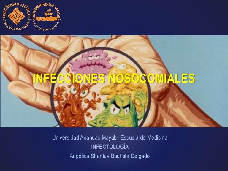 infeccion urinaria nosocomial pdf