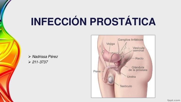 la prostatitis puede causar uretritis