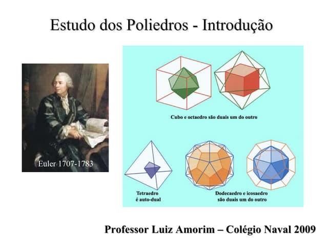 IE2 - Poliedros e a Relacao de Euler