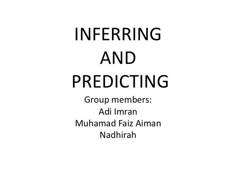 Inferring and Predicting Reading Skills