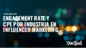 Influencer Marketing - Engagement Rate & CPE