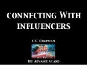 Connecting with Influencers