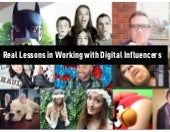 Real Lessons in Working with Digital Influencers - SXSW 2015 Workshop