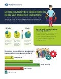 Learning Analytics Challenges in High-Consequence Industries Infographic
