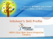 InfoAxon's Open Source Skill Profile