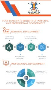 4 Immediate Benefits of Professional and Personal Development