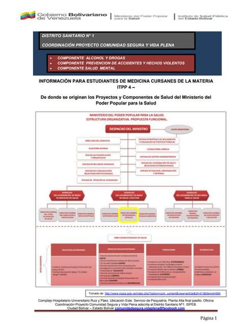 Informacion para estudiantes