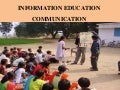 Information education communication