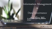 Information management and data governance in Office 365