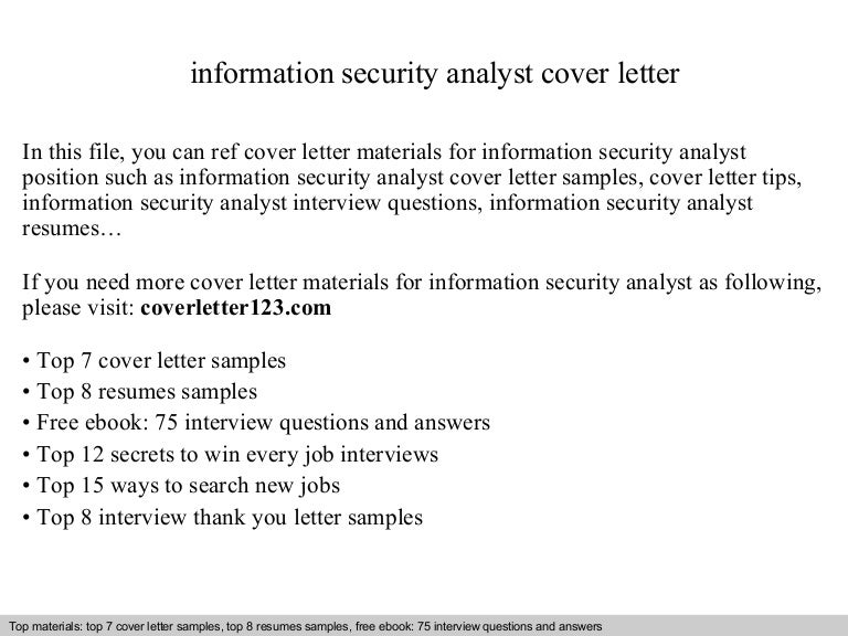 Informationsecurityanalystcoverletter 140928211458 Phpapp01 Thumbnail 4?cbu003d1411938933